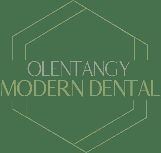 Olentangy Modern Dental computer logo