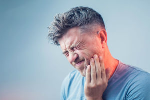 Tooth aches can be cause for a dental emergency.